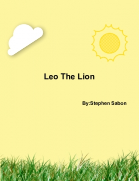 The lion who believed