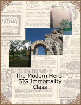 The Modern Hero: The SIG Immortality Class