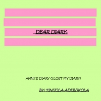 ANNE'S DIARY ( I LOST MY DIARY!!!)