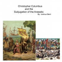 Columbus and the Subjugation of the Arawaks