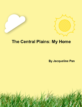 The Central Plains: My Home