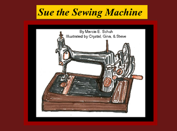 Sue the Sewing Machine