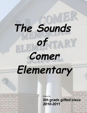 The Sounds of Comer Elementary
