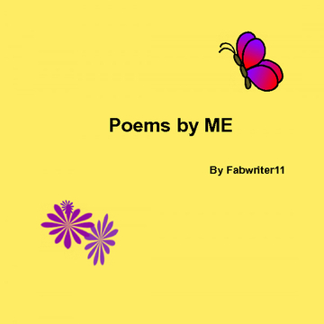 Poems by ME!