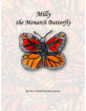 Milly the Monarch Butterfly