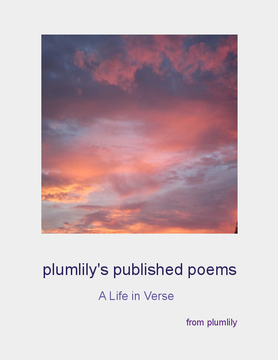plumlily's published poems