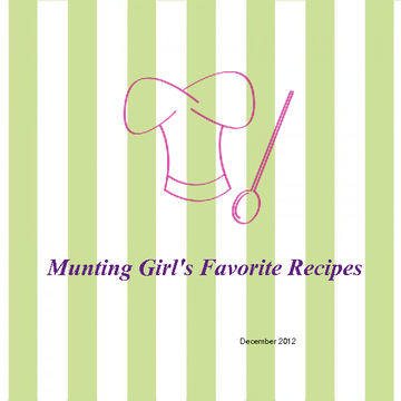 Munting Women's Favorite Recipes