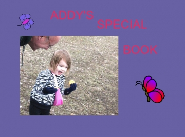 Addy's Special Book