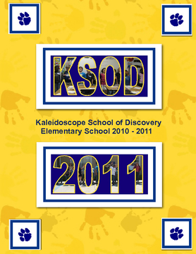 Kaleidoscope School of Discovery - Elementary School Yearbook