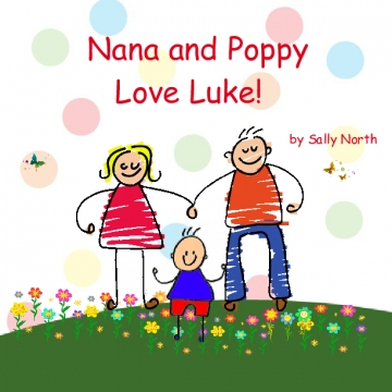 Nana and Poppy love Luke