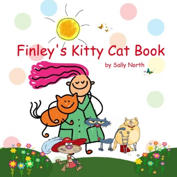 Finley's Kitty Cat Book