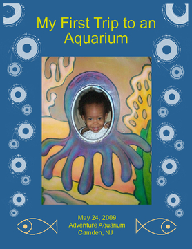 Jaida's Trip to The Aquarium