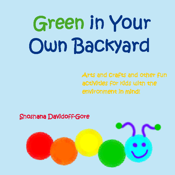 Green In Your Own Backyard