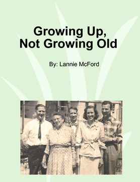 Growing Up, Not Growing Old