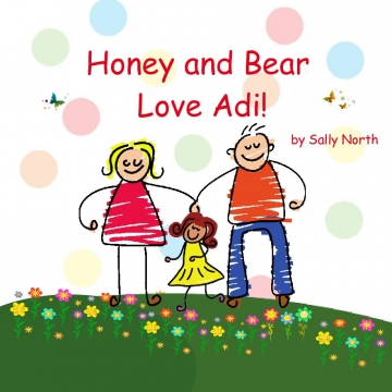 Honey and Bear Love Adi!