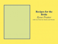 Recipes for the Bride