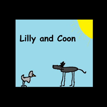 Lilly and Coon