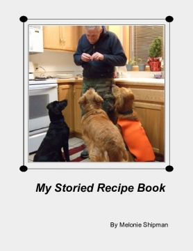 My Storied Recipe Book