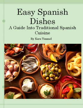 Easy Spanish Dishes