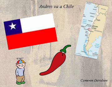 Andres va a chile