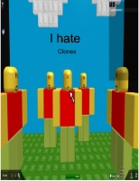 Roblox's first ever 3D COMIX
