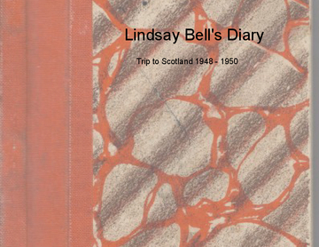 Lindsay Bell's Diary