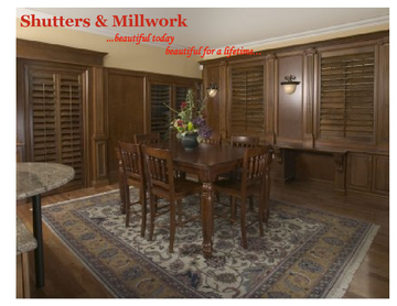 Shutters and Millwork Industries