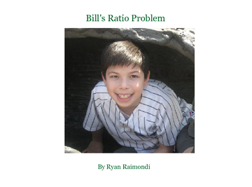 Bill's Ratio Problem