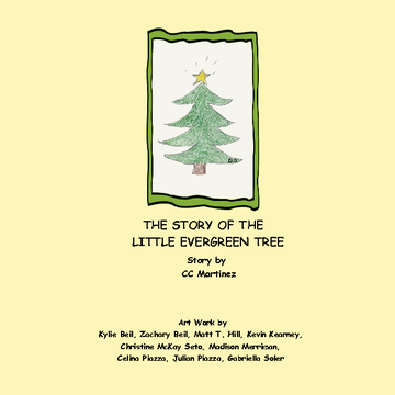 The Story of the Little Evergreen Tree
