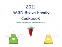 563D Bravo Family Cookbook