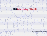 The  Birthday Week