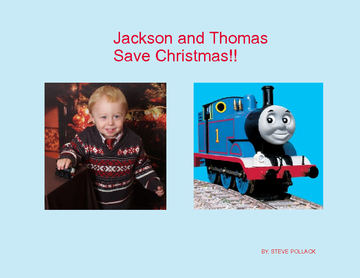 Jackson and Thomas Save Christmas