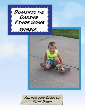 Dominic the Daring Gets Some Wheels