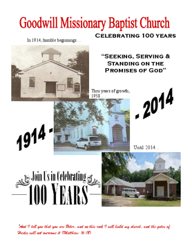 Goodwill Centennial  Celebration