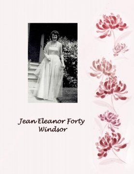 Jean Eleanor Forty Family Tree