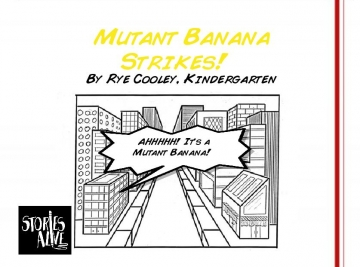Mutant Banana Strikes!