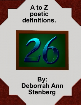 A to Z---Poetic Definitions.