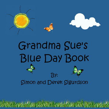 Grandma Sue's Blue Day Book