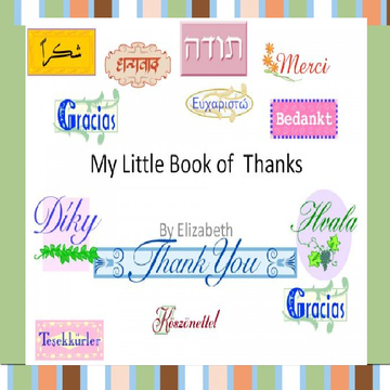 Our Little Book of Thanks