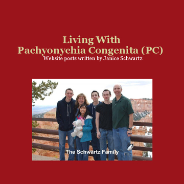Living With Pachyonychia Congenita (PC)