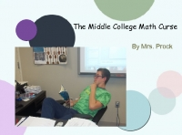 Middle College Math Curse