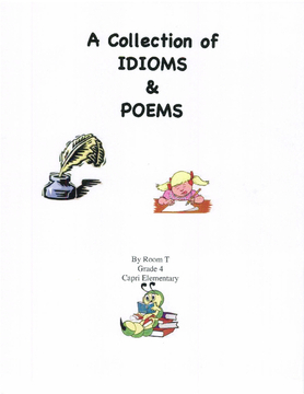 A Collection of IDIOMS & POEMS