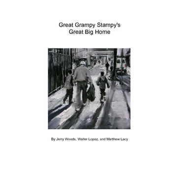 Great Granpy Snappy's Great Big Home