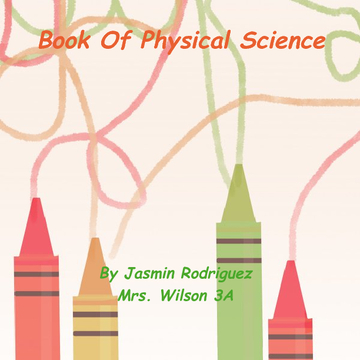 Book of Physical Science