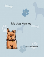 My dog Kenney