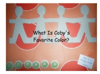 What is Coby's Favorite Color?