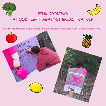Pink Cooking:  A Food Fight Against Breast Cancer