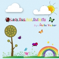 The Lady Bug and Butterfly