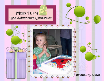 Molly Turns Two