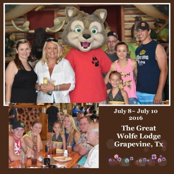 Wolfe Lodge Vacation 2016